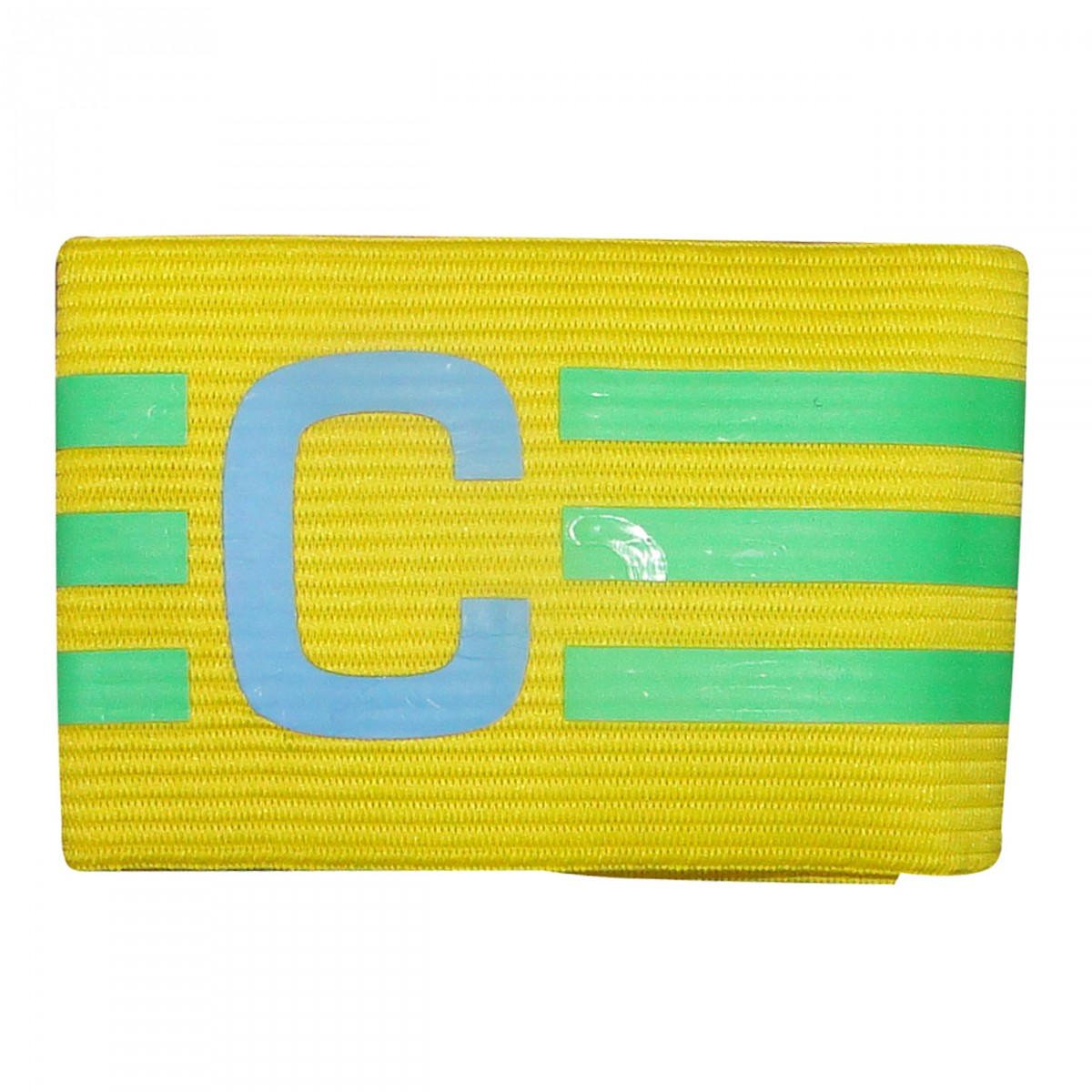 e55002e24609c Faixa Capitão Adidas Armband Z18326 - Amarelo/Verde - Chuteira Nike ...