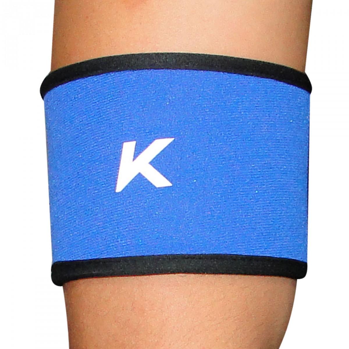 031661b7e540c FAIXA CAPITÃO KANXA REF.1189 1189 - Preto/Azul - Chuteira Nike ...