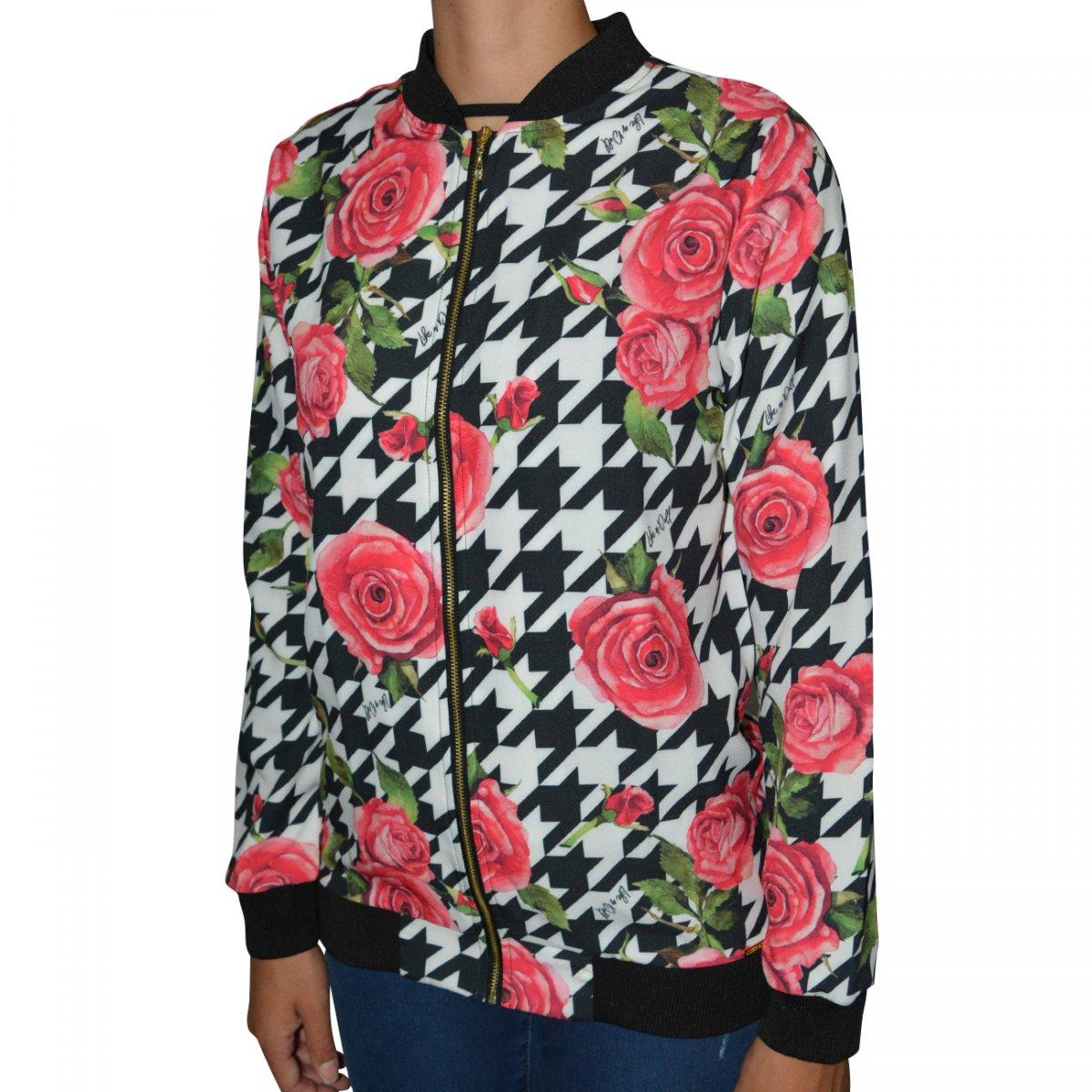 a771187f31e Jaqueta Like A Doll Cs0018 CS0018 - Floral - Chuteira Nike
