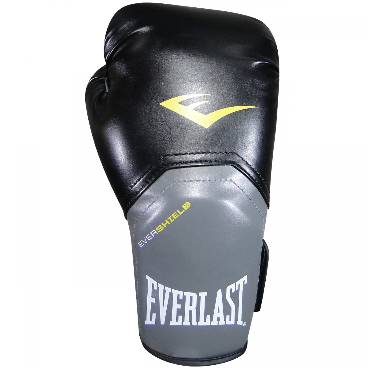 Luva Everlast Pro Style Elite 2312 - Preto Grafite - Chuteira Nike ... e52cc59949a2c