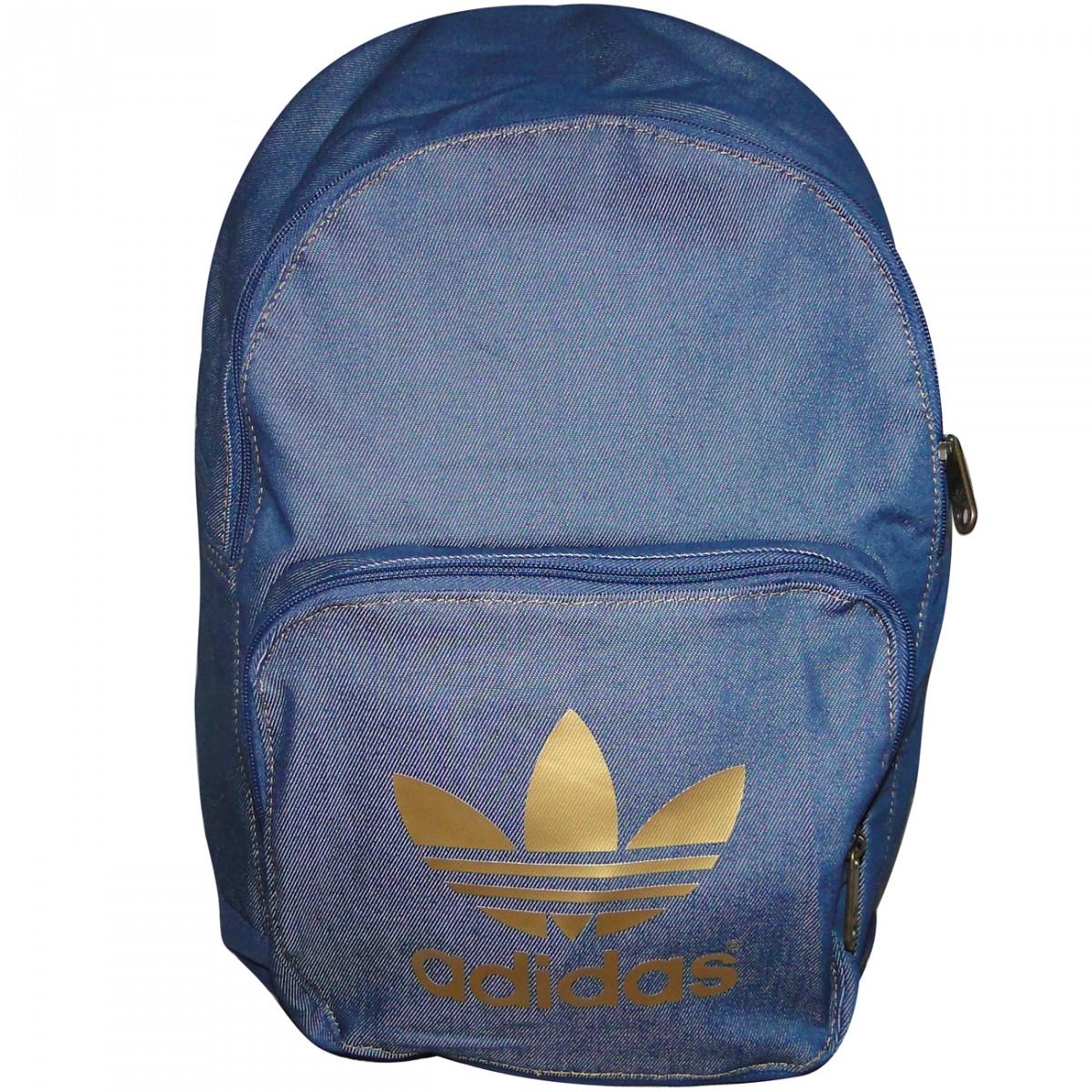360d17cd6 Mochila Adidas BP Classic Jeans Z37779 - Jeans - Chuteira Nike ...