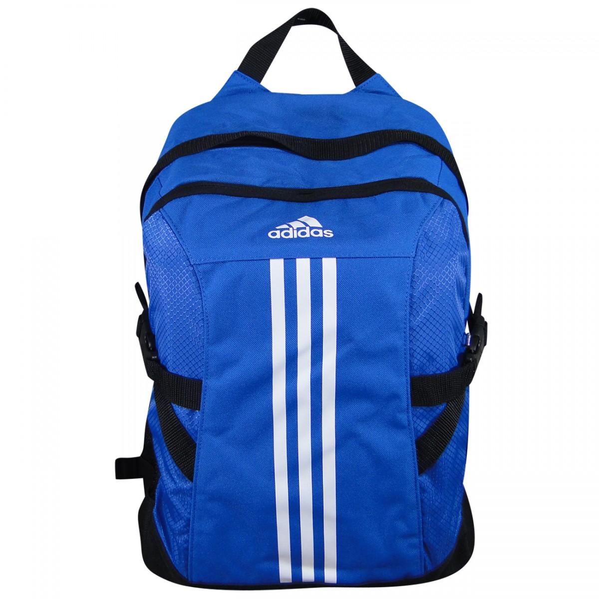 e5f12c0d8 Mochila Adidas Bp Power II AB1719 - Royal/Preto - Chuteira Nike, Adidas.  Sandalias Femininas. Sandy Calçados