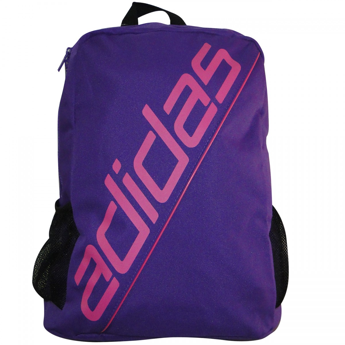 4b510ed25 Mochila Adidas Ess Ref.v86791 1293 - ROXO/PINK - Chuteira Nike, Adidas.  Sandalias Femininas. Sandy Calçados
