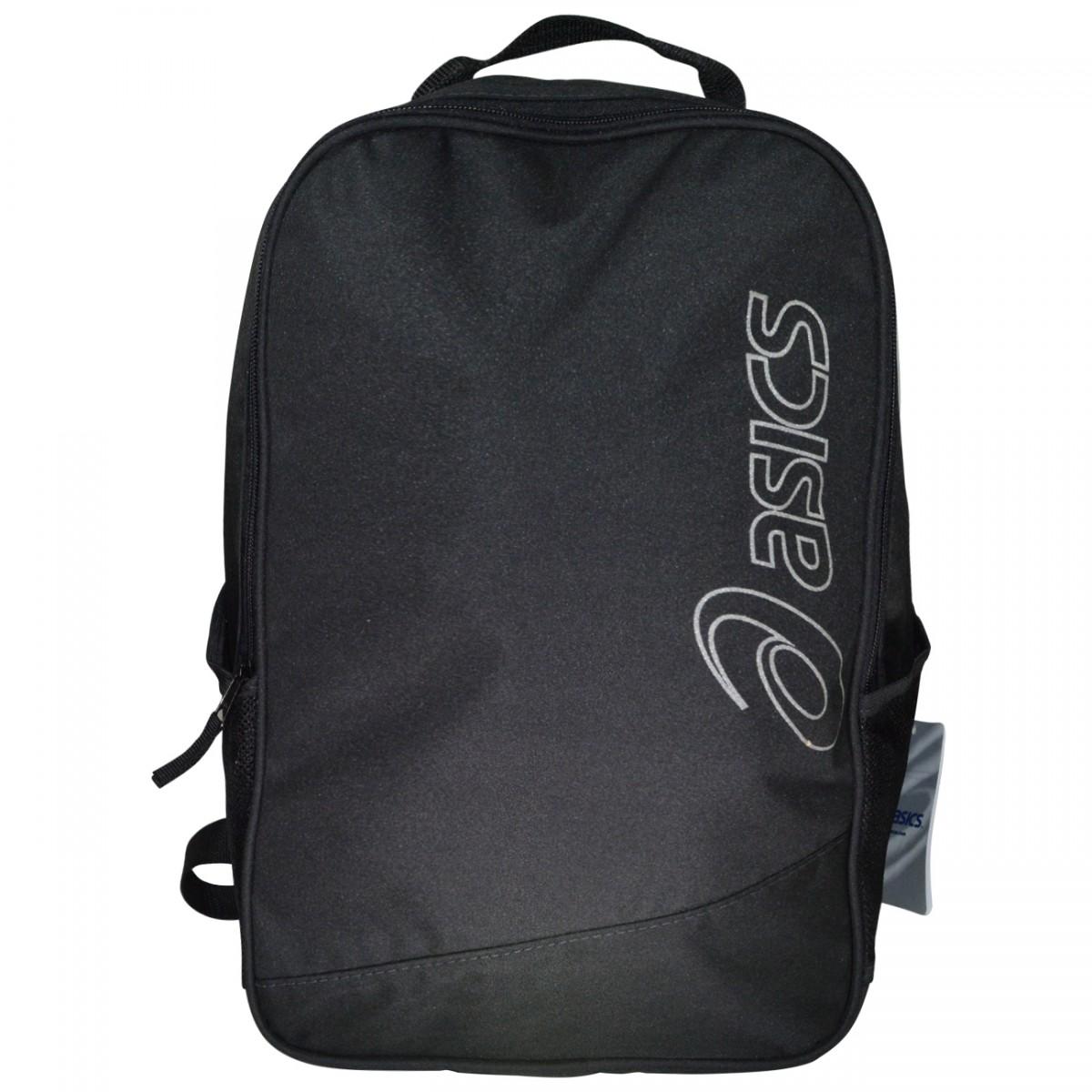 dbbd01bad Mochila Asics ZBR3264 ZBR3264 90 - Preto - Chuteira Nike, Adidas. Sandalias  Femininas. Sandy Calçados