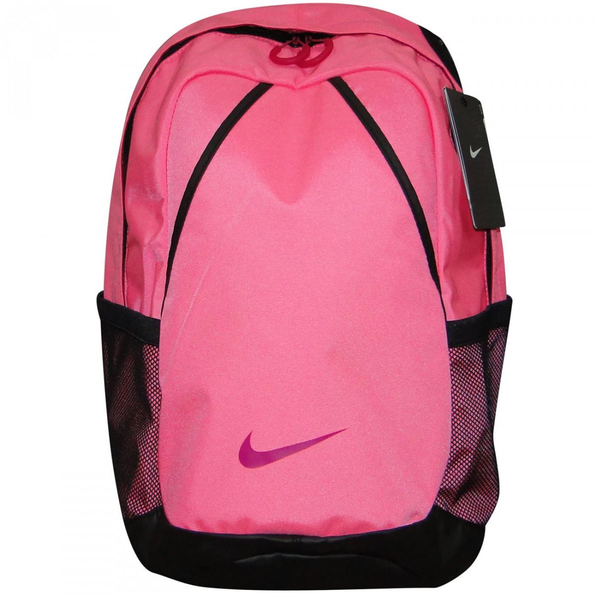 455cbee6a Mochila Nike BA4731 4731-653 - Rosa/Preto - Chuteira Nike, Adidas ...