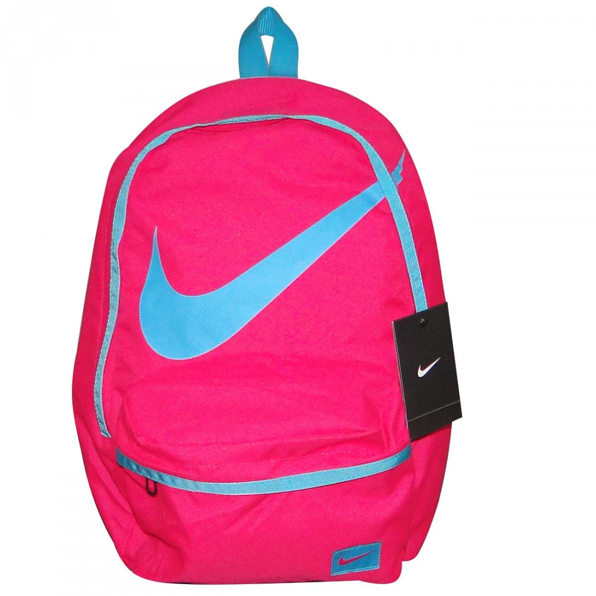 476f0a14b Mochila Nike Ref.Ba4665 BA4665-613 - Pink/Azul - Chuteira Nike ...
