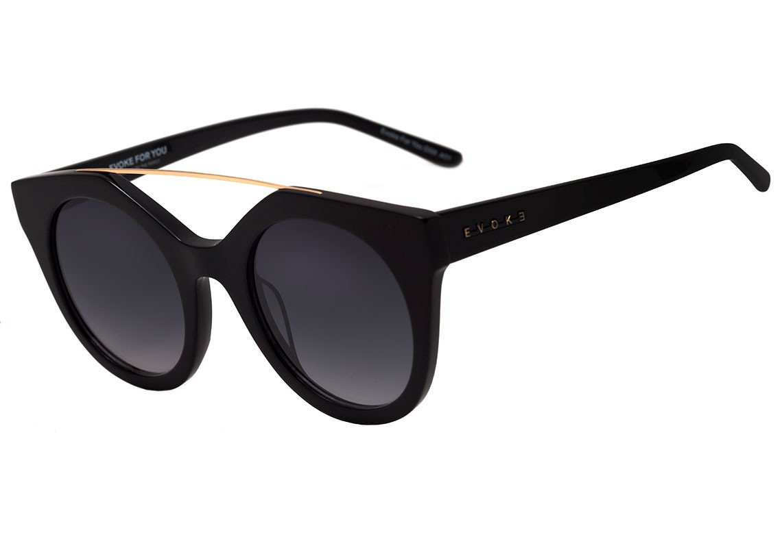84019e612e31b Oculos Evoke For You DS8 A01 - Preto preto - Chuteira Nike