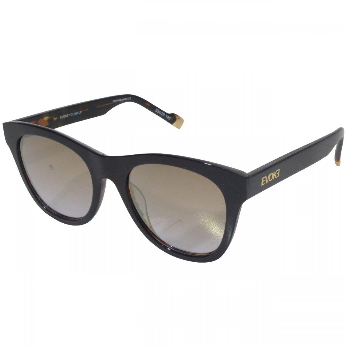 Oculos Evoke On The Rocks IX Espelhado BL G22 - Blue turtle gold ... cd704c4dfe