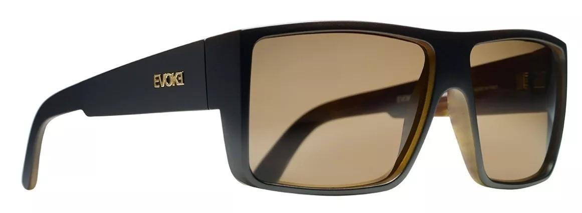 Oculos Evoke The Code WD21 - Black Gold Brown - Chuteira Nike, Adidas.  Sandalias Femininas. Sandy Calçados e5f8d5fb87