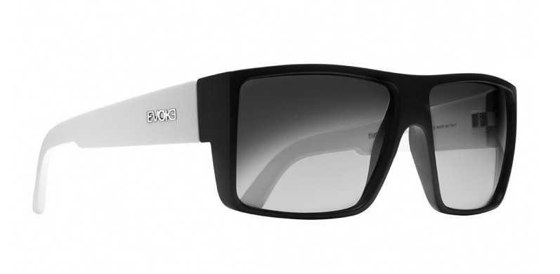 208829ba8abe6 Oculos Evoke The Code A00S - Black White Silver - Chuteira Nike ...