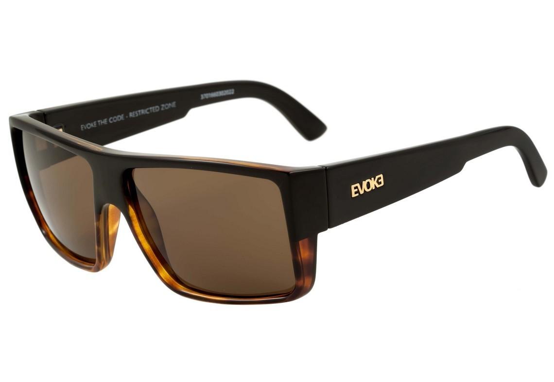 Oculos Evoke The Code G21G - Black Turtle Gold Brown - Chuteira Nike,  Adidas. Sandalias Femininas. Sandy Calçados bd3c6f977d