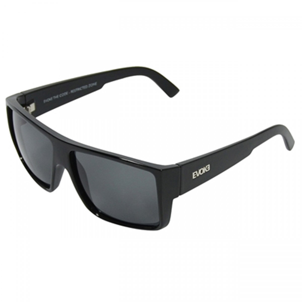 a6320be18dc3d Oculos Evoke The Code A11P - Black Matte Black Silver - Chuteira Nike
