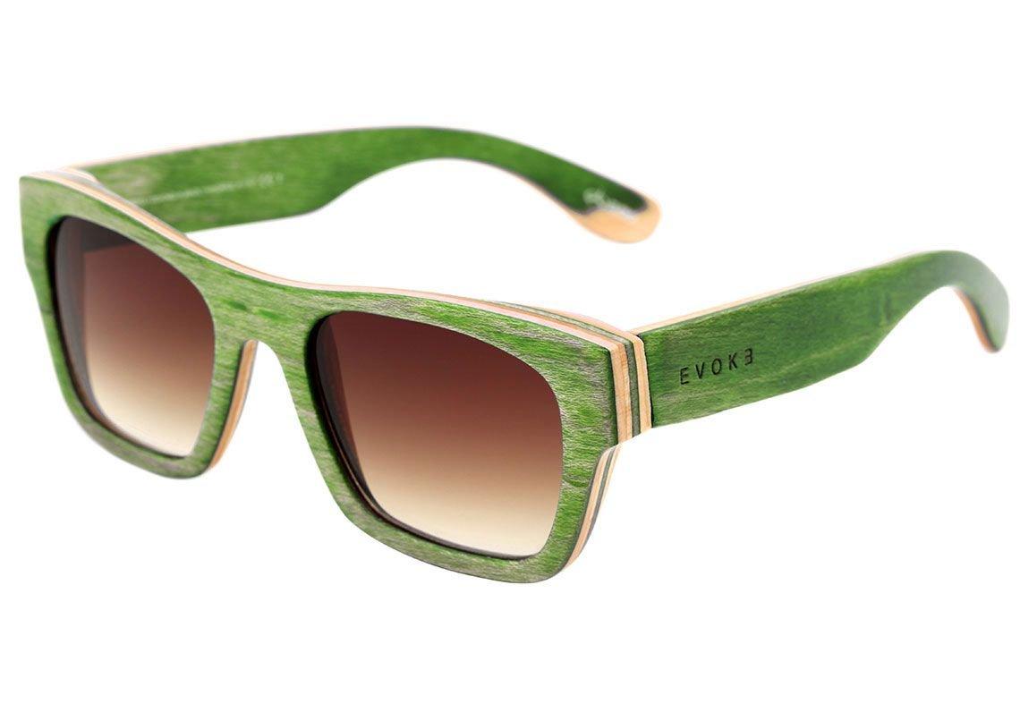 a53dfa486 Oculos Evoke Wood Series 02 SERIES - 02 - Green/gradient - Chuteira Nike,  Adidas. Sandalias Femininas. Sandy Calçados