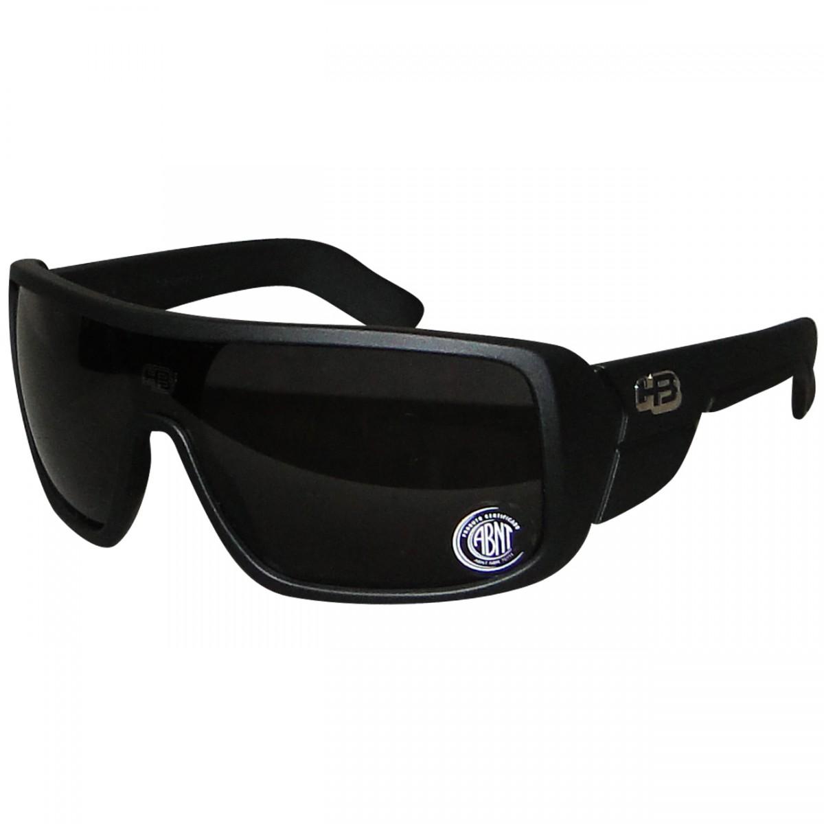 3e579c82d6ed9 Oculos HB Carvin 90087001 - Preto Fosco - Chuteira Nike, Adidas. Sandalias  Femininas