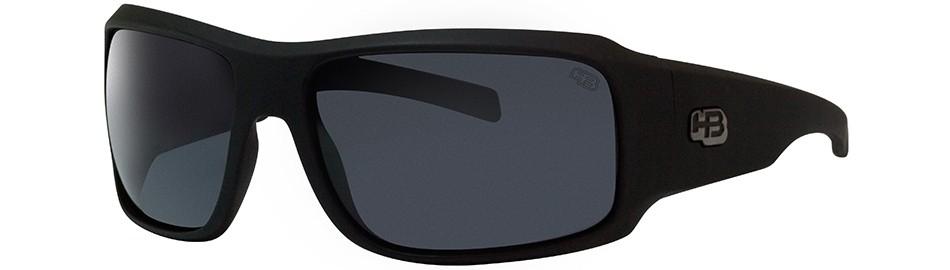97cdb054766fb Oculos HB Rocker 90086001 - Preto Fosco - Chuteira Nike, Adidas ...
