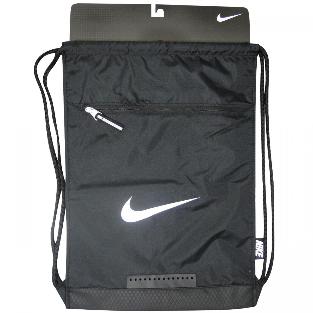 fb6948cfc Sacola Nike BA4694 BA4694 001 - Preto/Branco - Chuteira Nike, Adidas.  Sandalias Femininas. Sandy Calçados