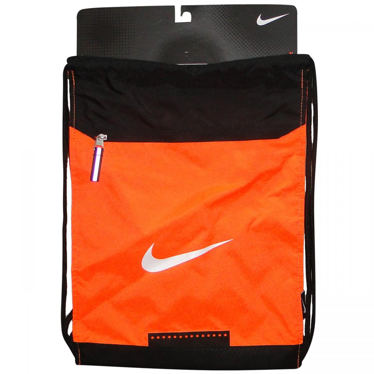 077f15aa9 Sacola Nike BA4694 BA4694 018 - Laranja/Preto - Chuteira Nike ...