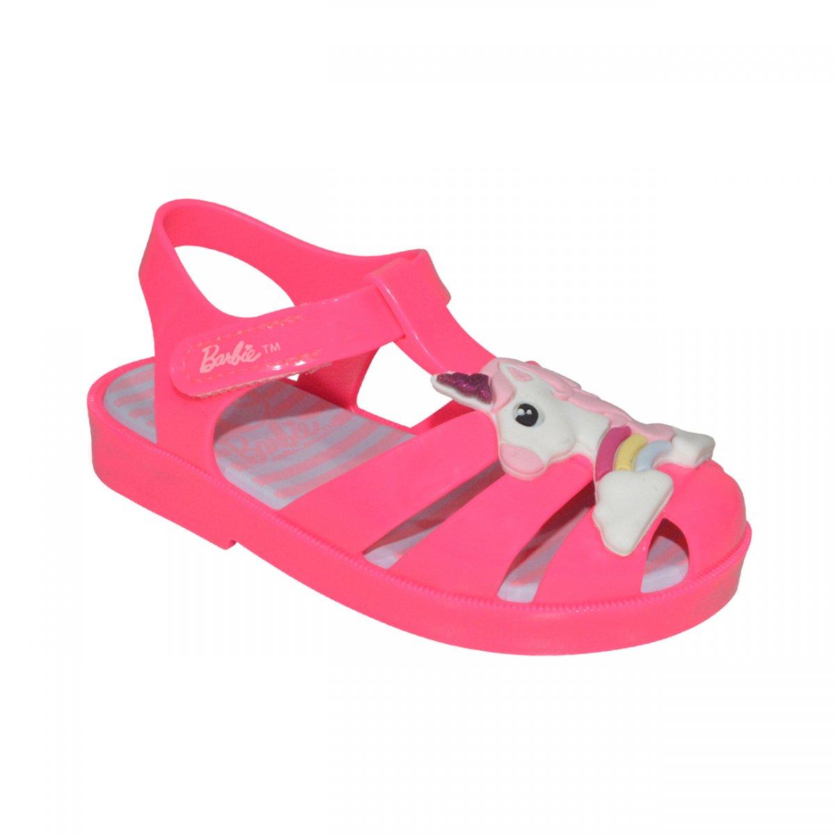 81532fa30 Sandalia Barbie Love 21875 Infantil 21875 - 53489 - Rosa rosa - Chuteira  Nike