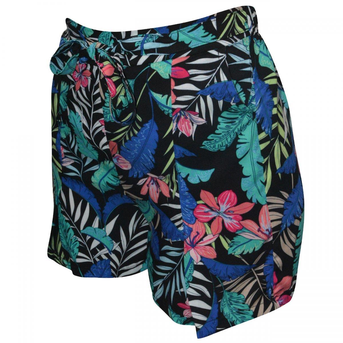 818bcac93f3 Short Linha Leve 4045 4045 - Floral - Chuteira Nike