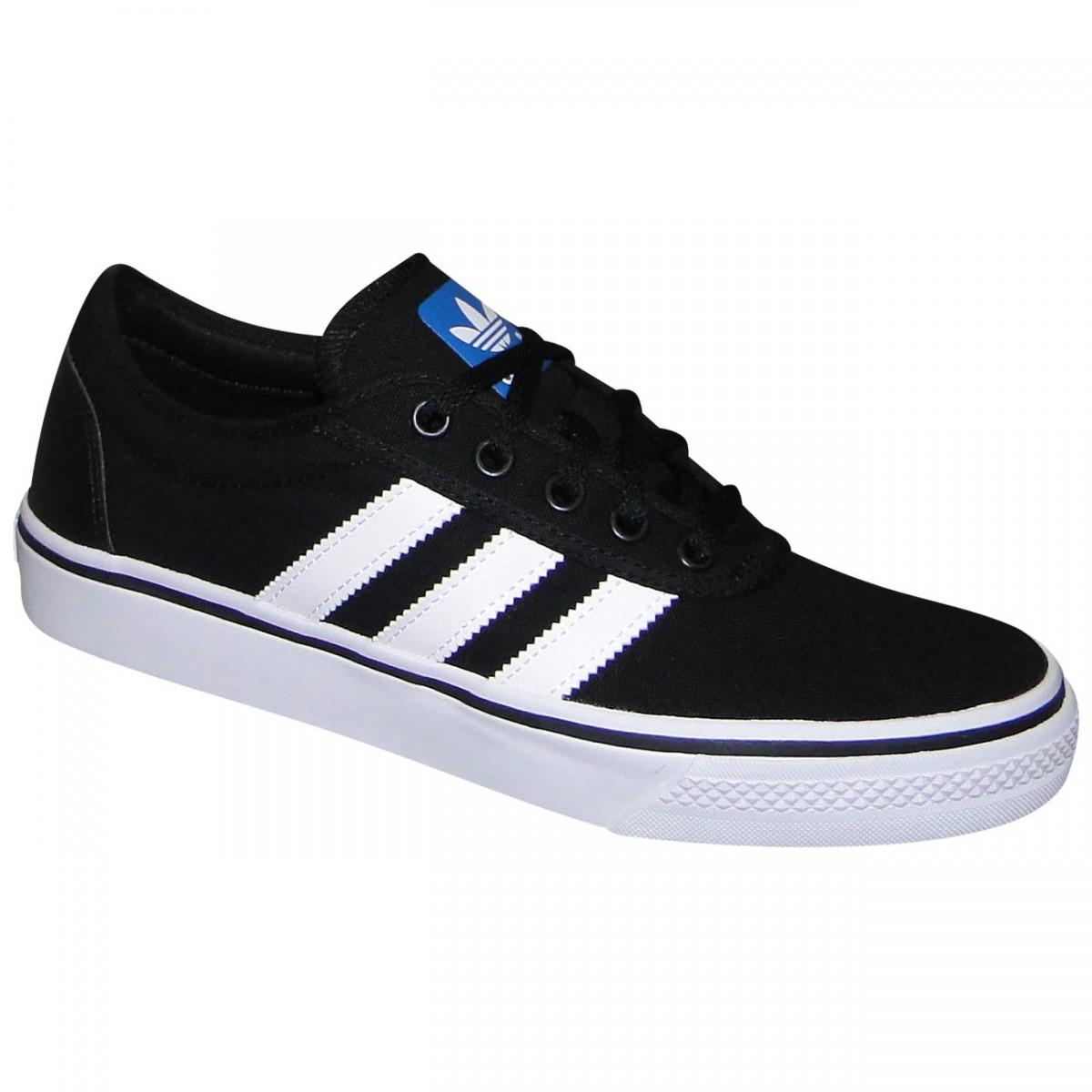 55db338903 Tenis Adidas Adi Ease C75611 - Preto Branco - Chuteira Nike