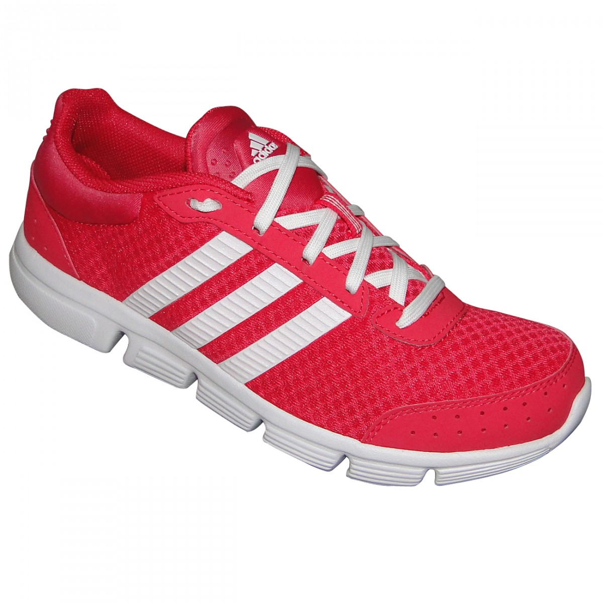 47f3255b88f Tenis Adidas Breeze Q21100 - Pink Branco - Chuteira Nike