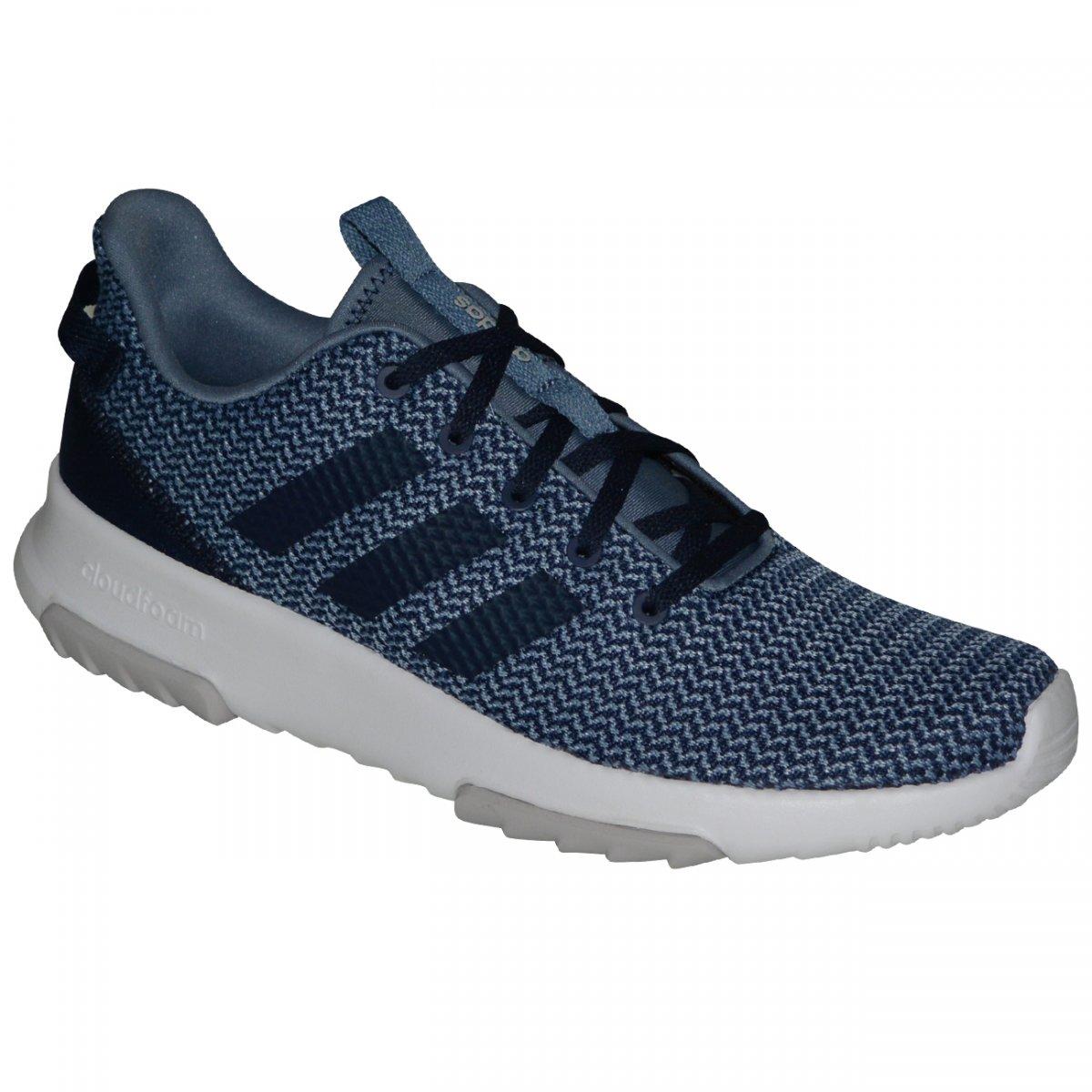 80146ad0a2d Tenis Adidas CF Racer TR DB0693 - Azul marinho - Chuteira Nike ...