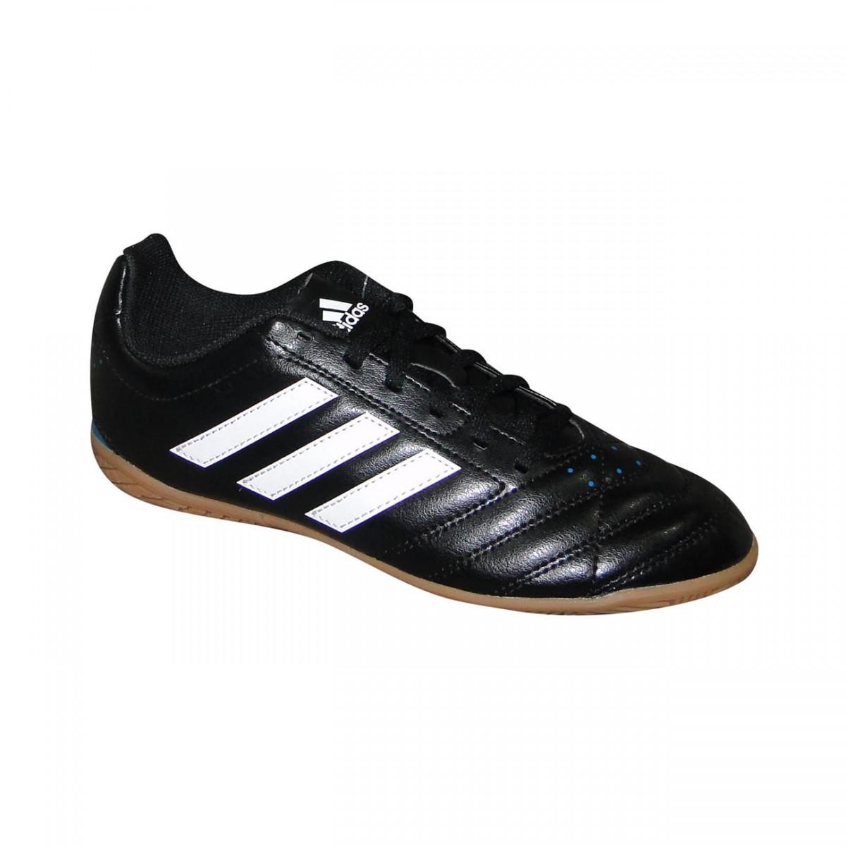 Tenis Adidas Goletto V Infantil B26186 - Preto Branco - Chuteira Nike 7d250752d7289