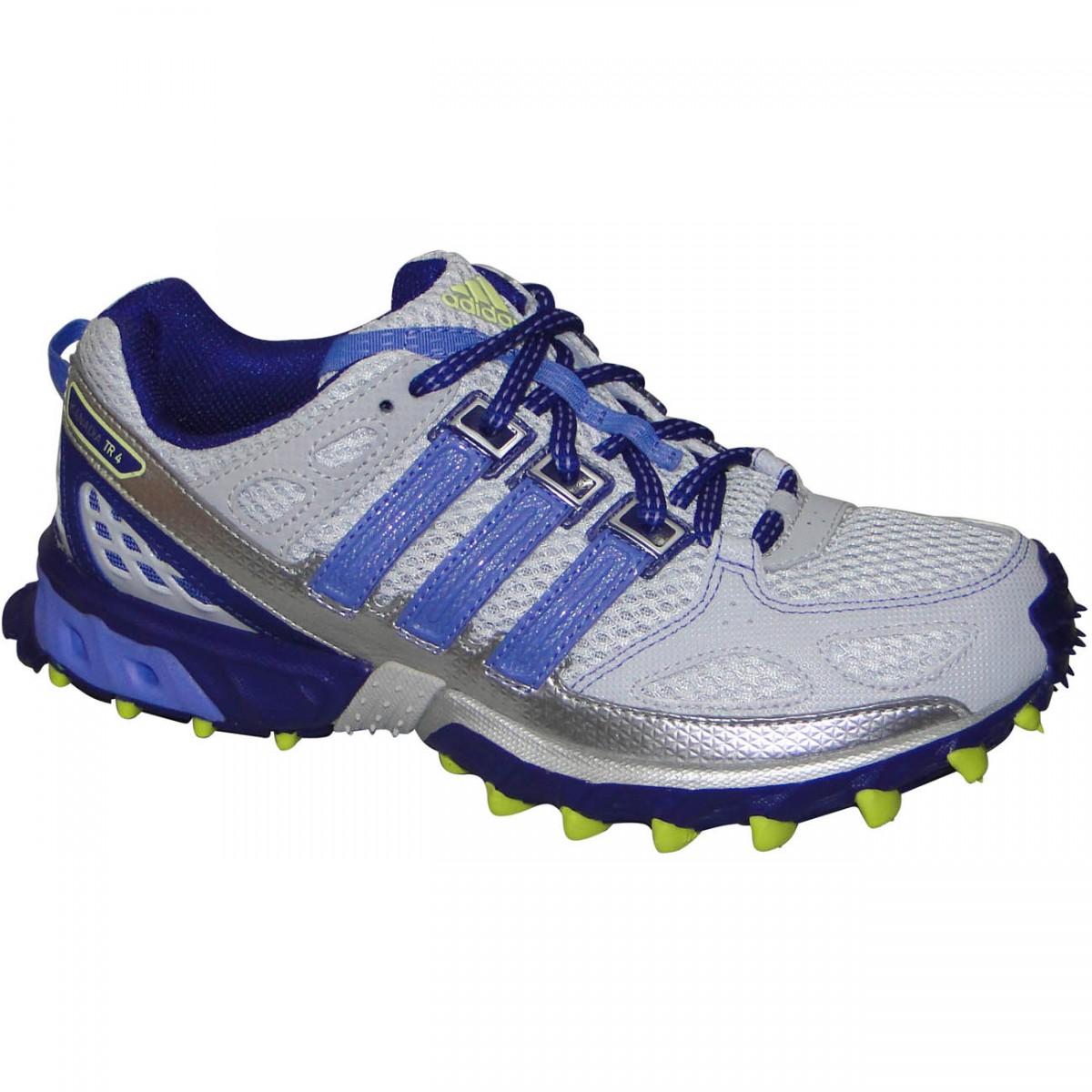 44e317ac12c Tênis Adidas Kanadia 4 5547 - CINZA LILÁS - Chuteira Nike