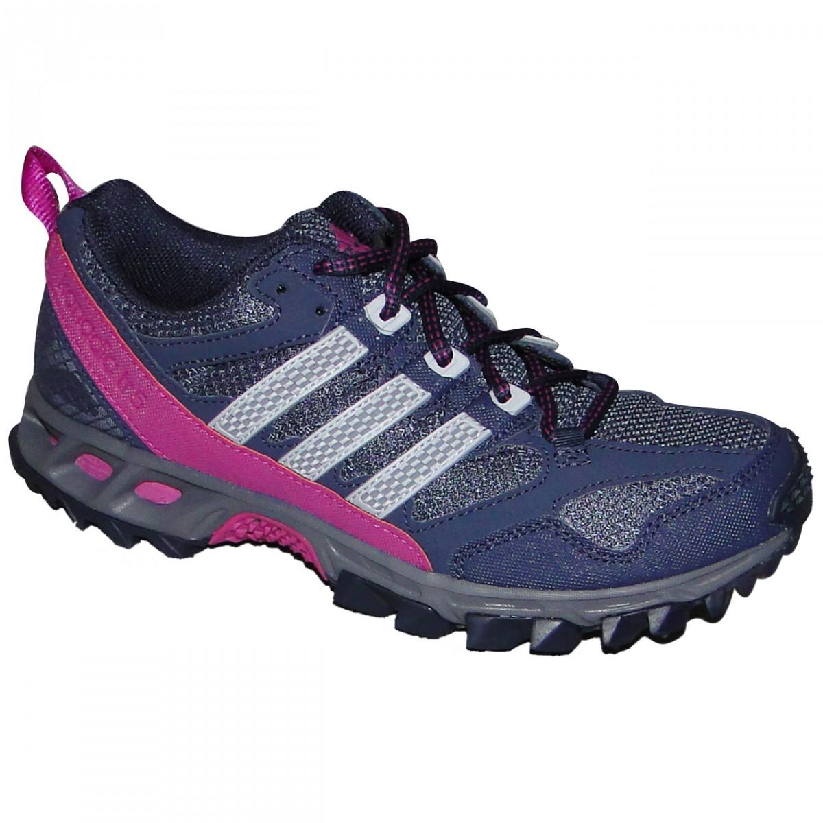 f3b909c791b Tenis Adidas Kanadia 5 Tr Q22381 - Chumbo Pink - Chuteira Nike ...