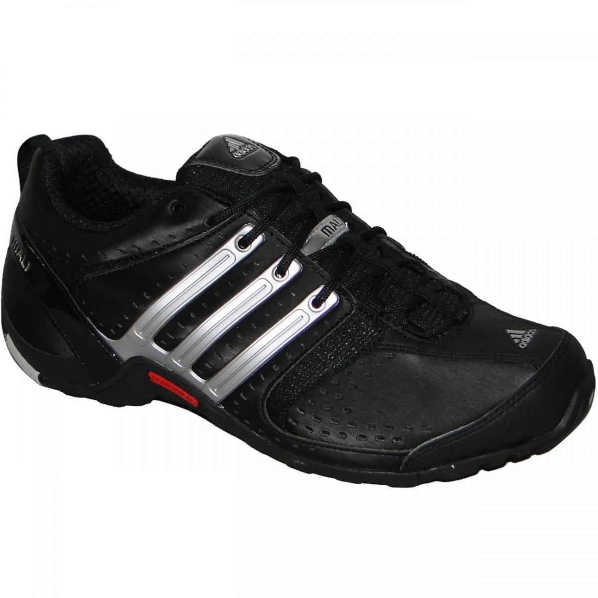 8d7b7257513 Tênis Adidas Mali 10 8356 - PRETO PRATA - Chuteira Nike