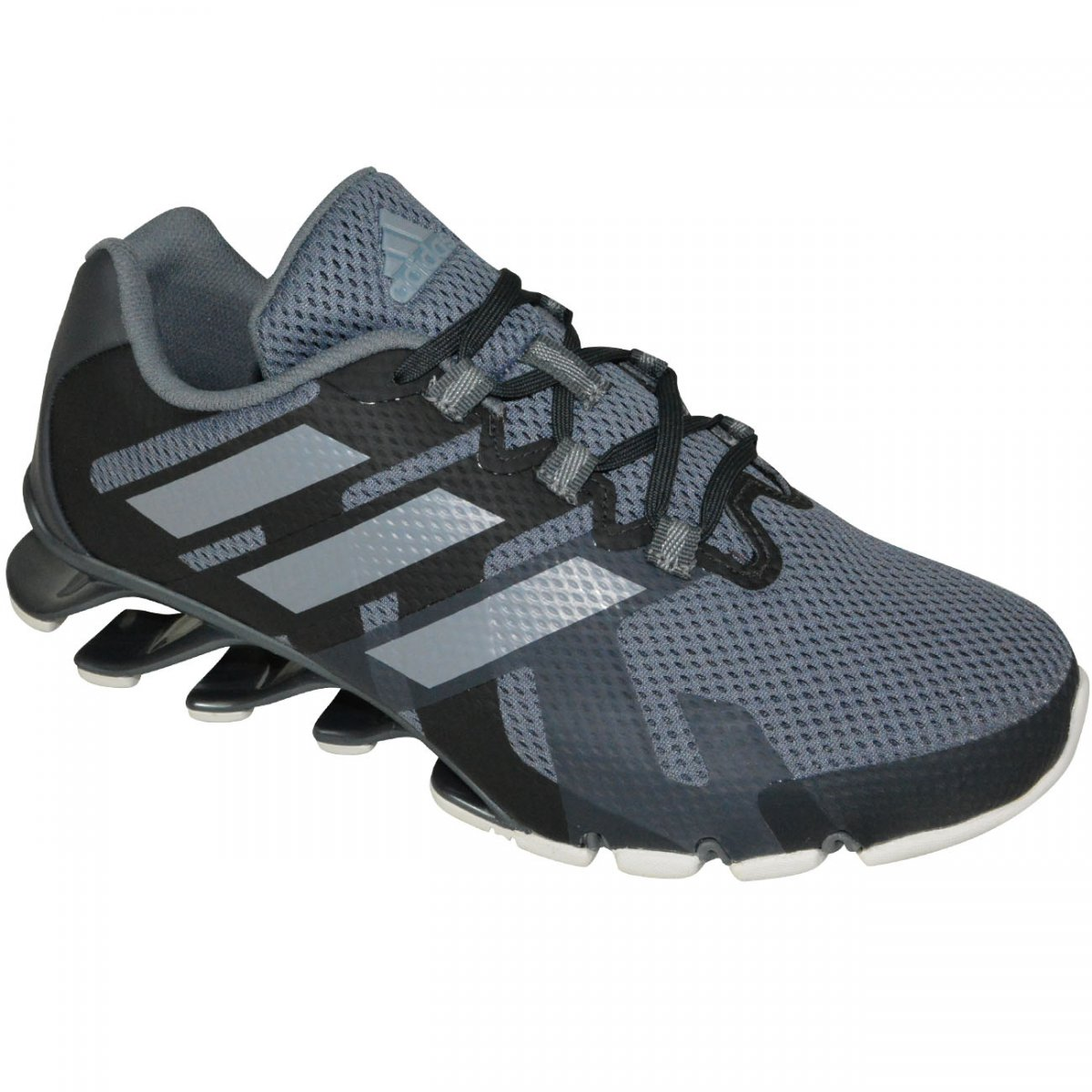 235bdae638e Tenis Adidas Springblade E-Force M B49421 - Chumbo Preto - Chuteira Nike