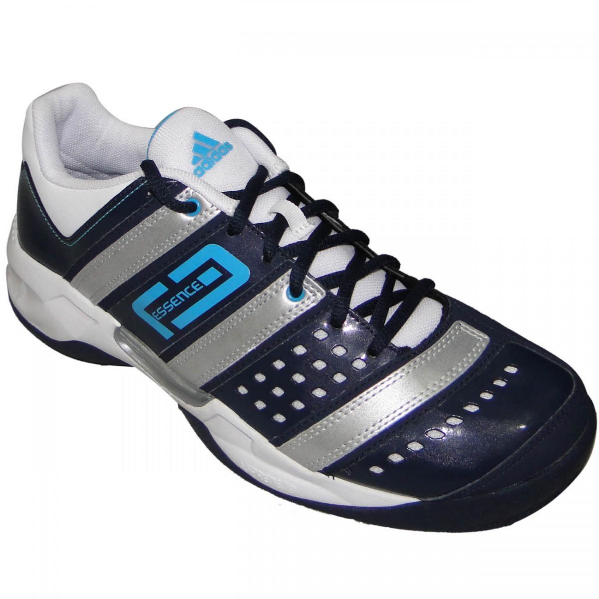 a709681a224 TENIS ADIDAS STABIL ESSENCE 5604 - MARINHO BRANCO - Chuteira Nike ...