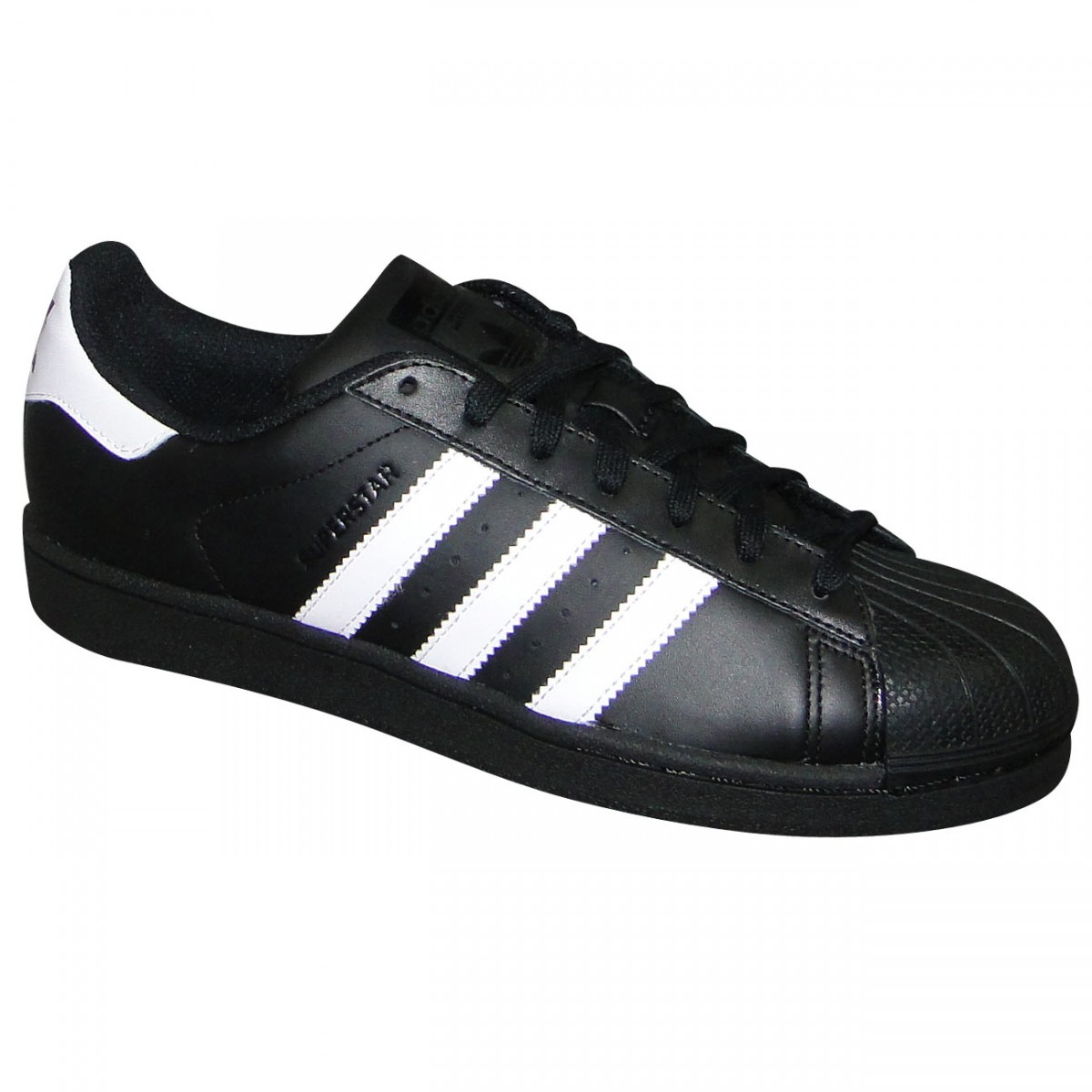 2d6980caf2 Tenis Adidas Superstar B27140 - Preto Preto - Chuteira Nike