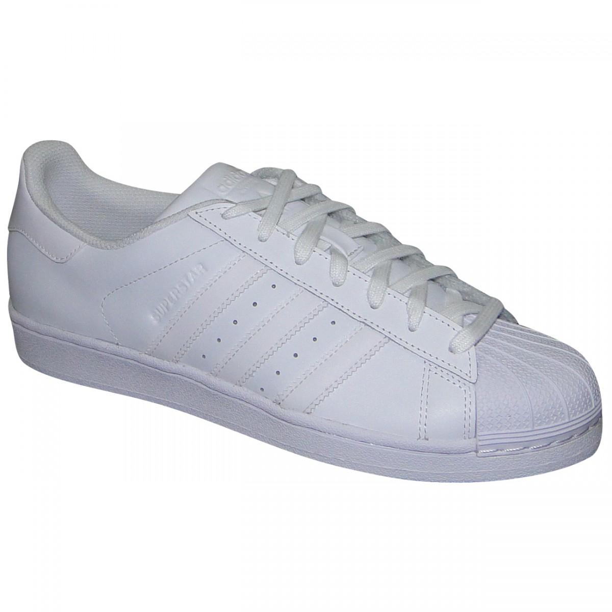 01cf2310d1 Tenis Adidas Superstar B27136 - Branco Branco - Chuteira Nike ...