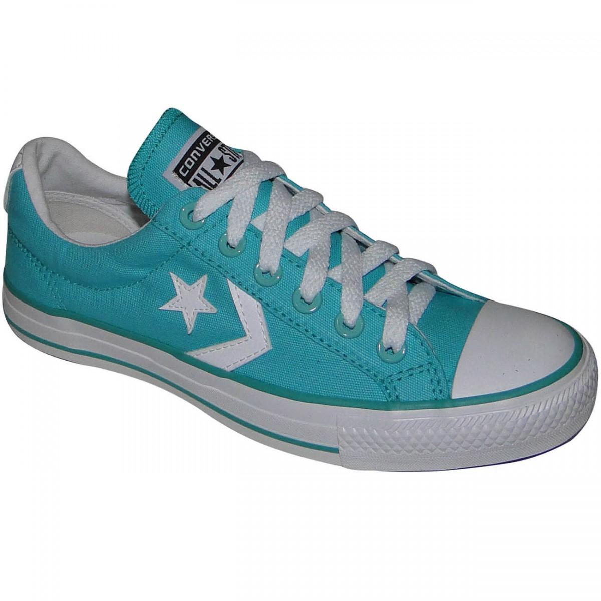 28e1da31110 TENIS ALL STAR CONVERSE STAR PLAYER CO055693 - PISCINA BRANCO - Chuteira  Nike