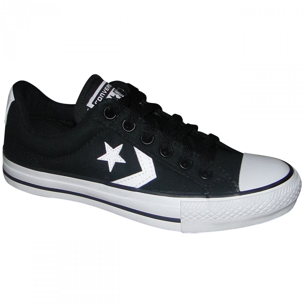 59451636d5 Tênis All Star Converse Star Player CO055001 - PRETO - Chuteira Nike ...