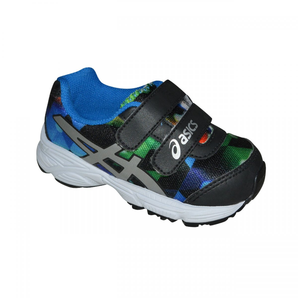 173c9033ff Tenis Asics Sugar Baby TS Infantil C003A 9093 - PRETO PRATA BRANCO -  Chuteira Nike