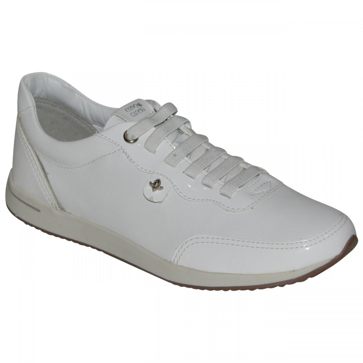 Tenis Cravo e Canela 97608 97608-5 - Branco - Chuteira Nike 3ec745b39919e