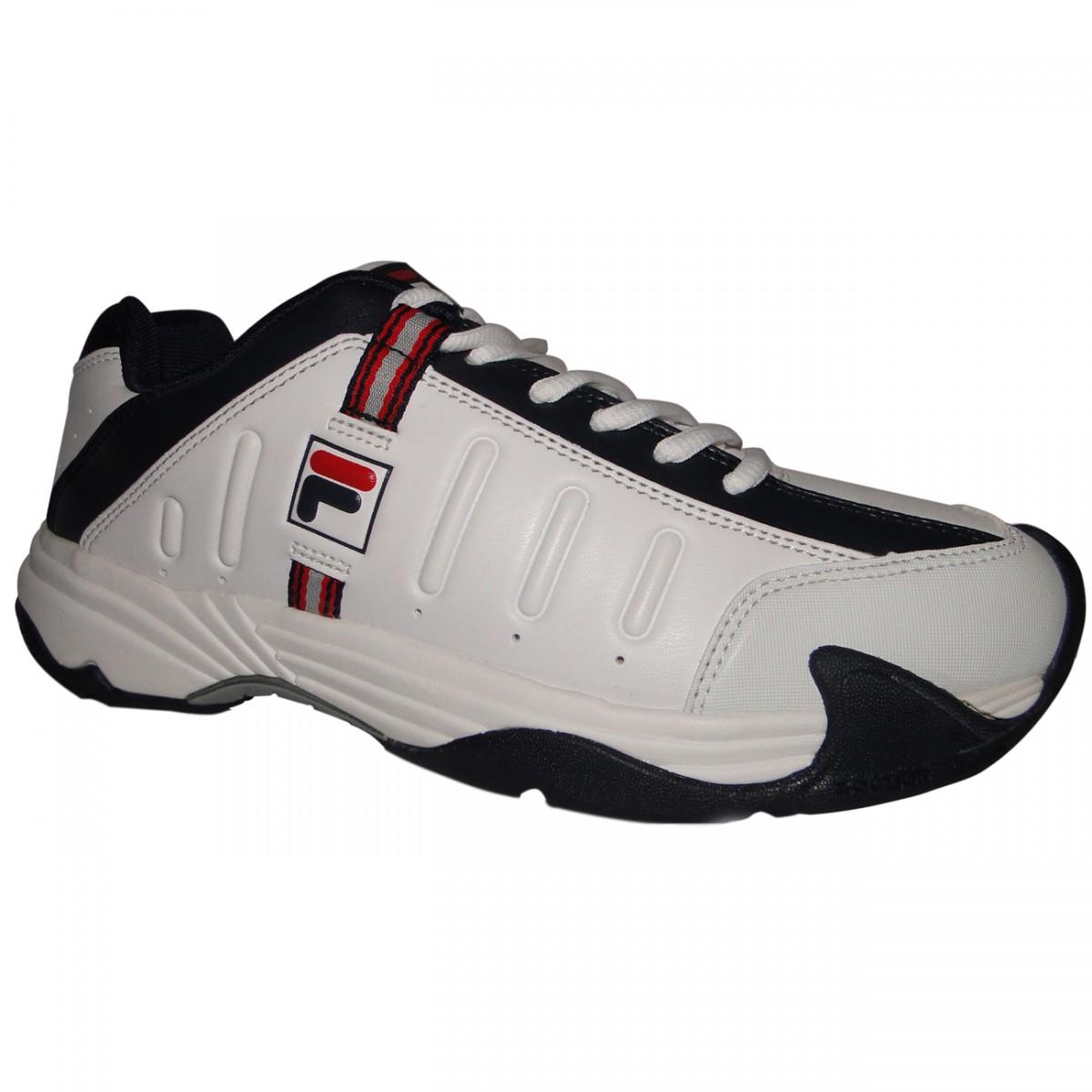 cef24341b80 Tênis Fila Axilus Ii 8989 - BRANCO MARINHO - Chuteira Nike