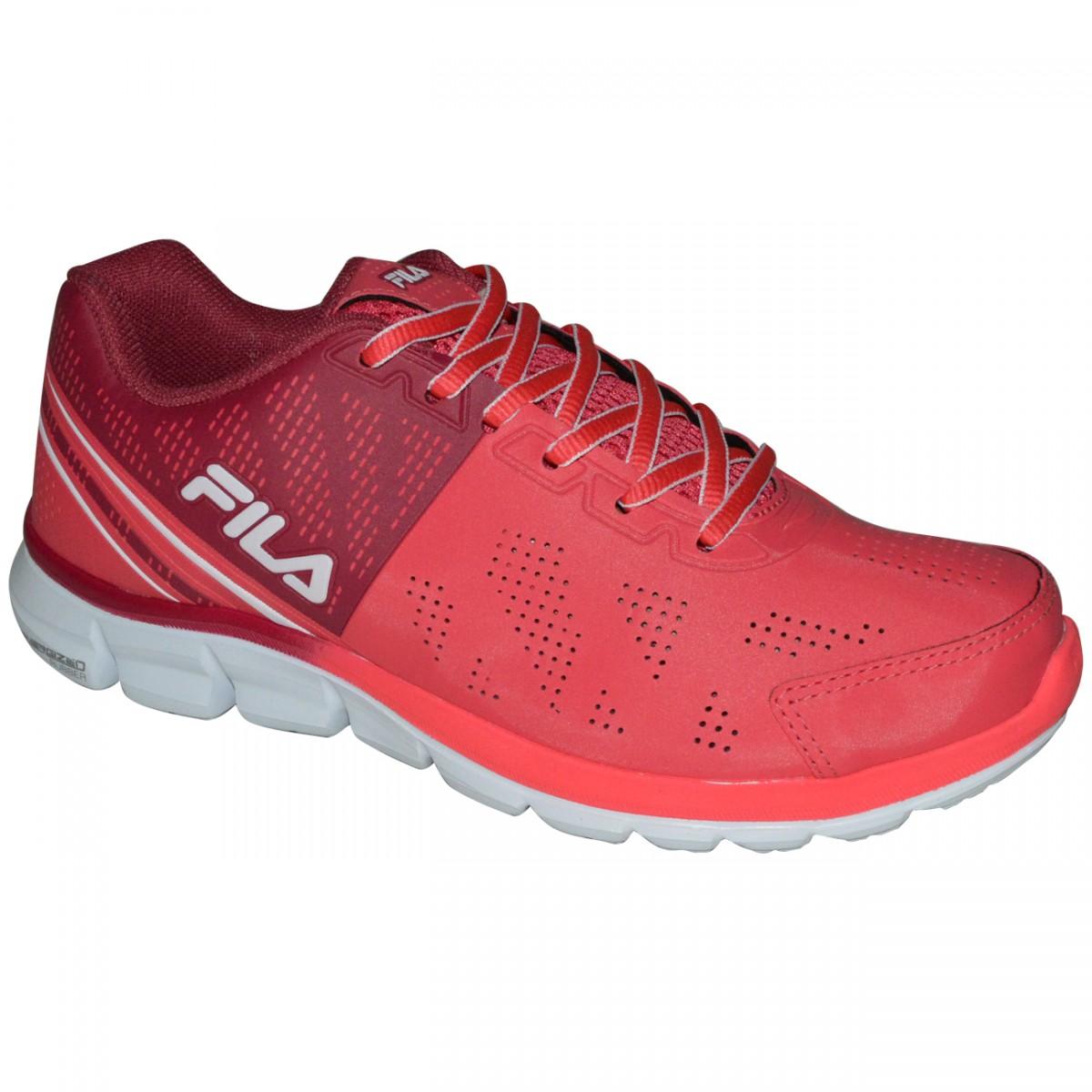 bfe4662f60 Tenis Fila Half 683464 - Pink - Chuteira Nike, Adidas. Sandalias Femininas.  Sandy Calçados