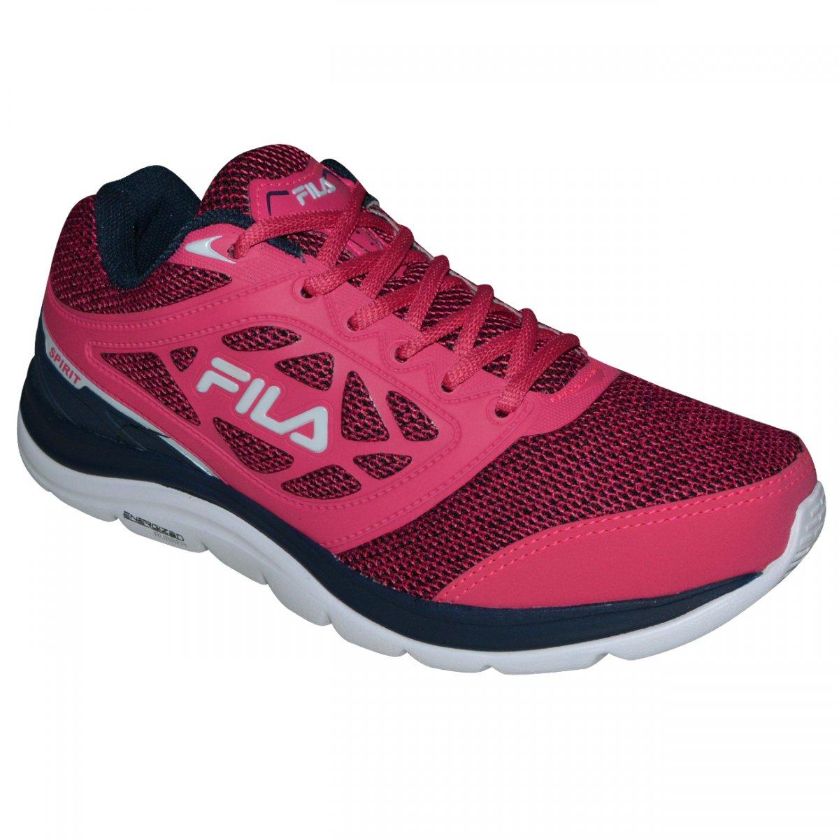 0fcb4c2581 Tenis Fila Spirit 683222 - Rosa marinho - Chuteira Nike