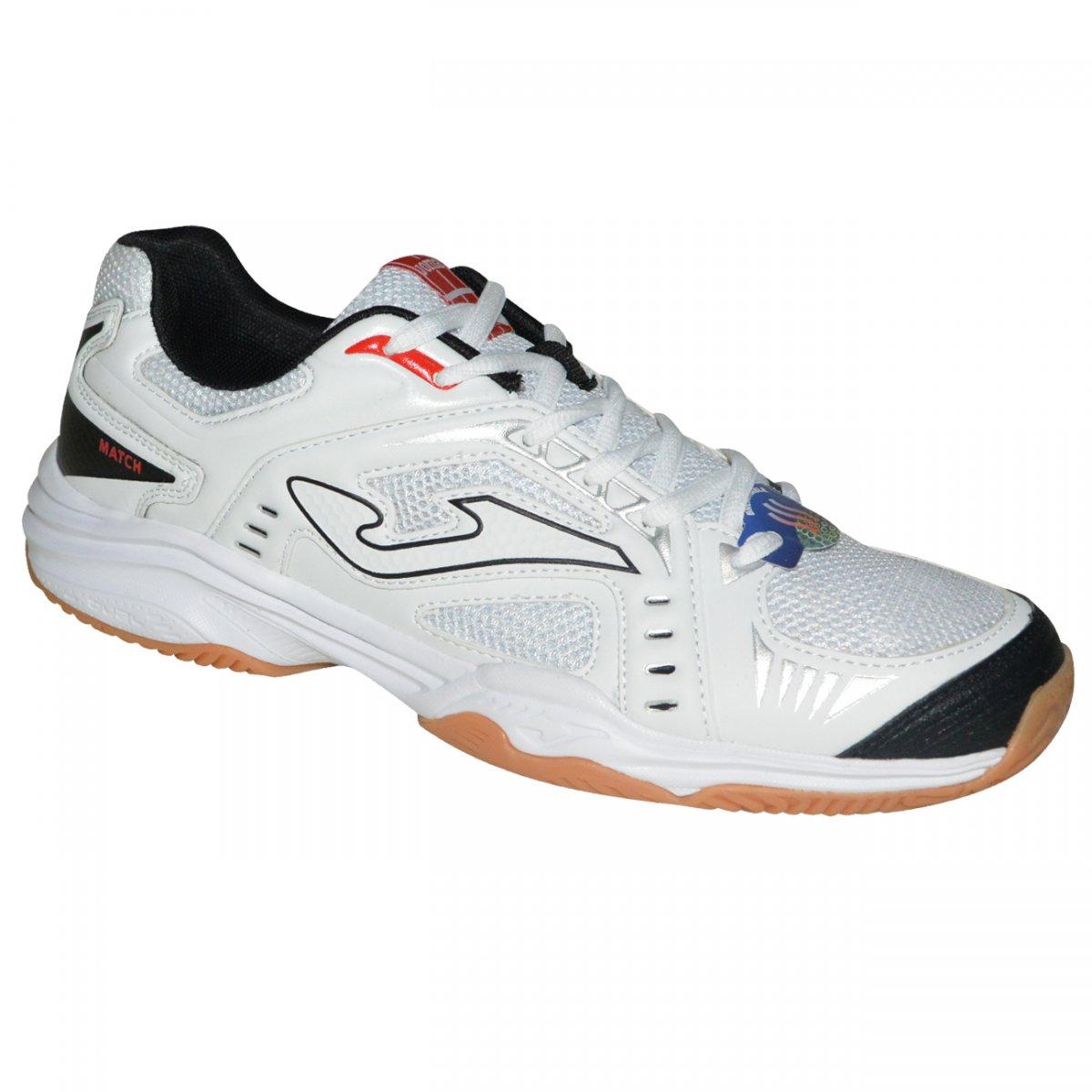 2105ddbac8733 Tenis Joma T.Match 802 T.MATS-802 - Branco preto - Chuteira Nike ...