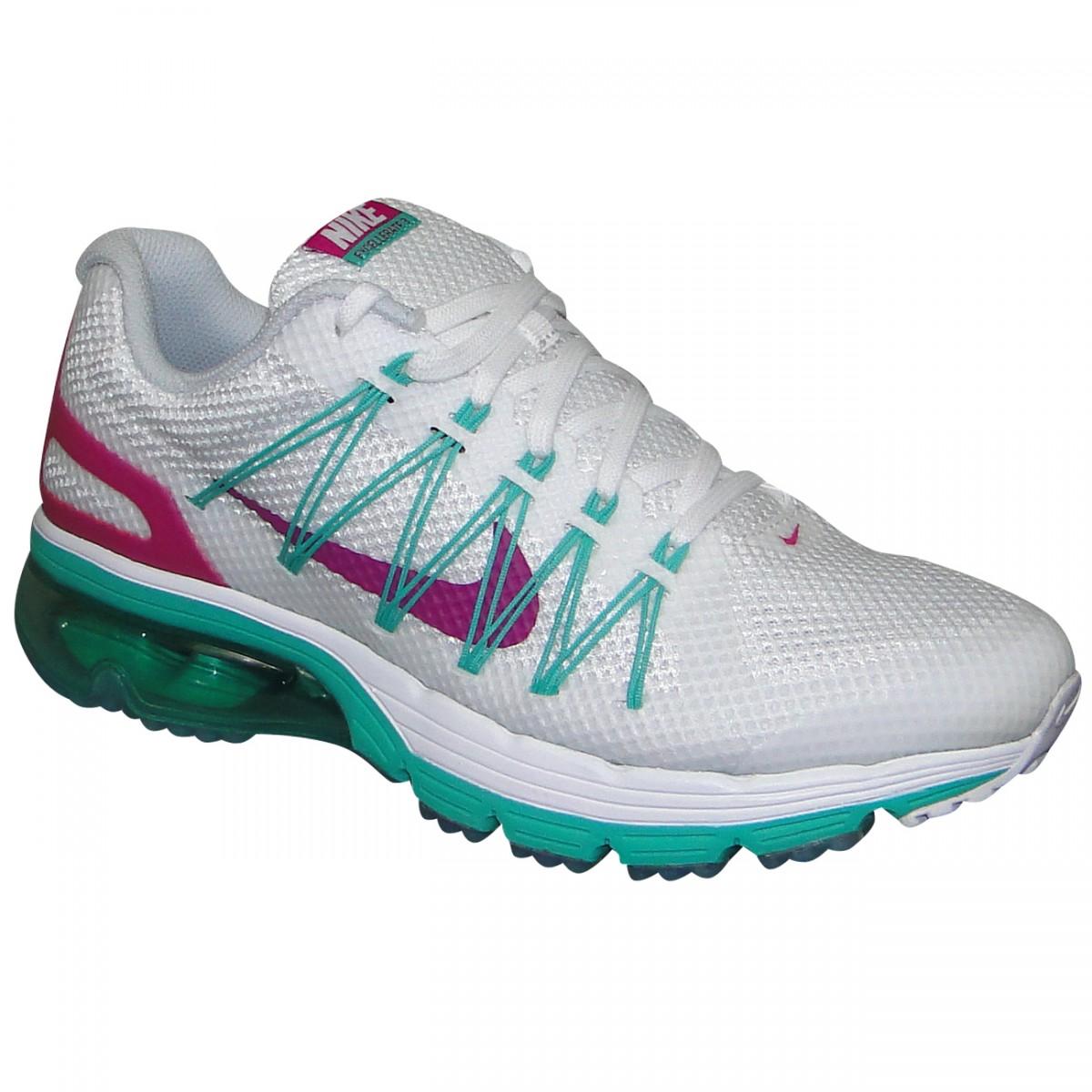 b86a3db3493 Tenis Nike Air Max Excellerate 3 703073-101 - Branco Menta Lilas ...
