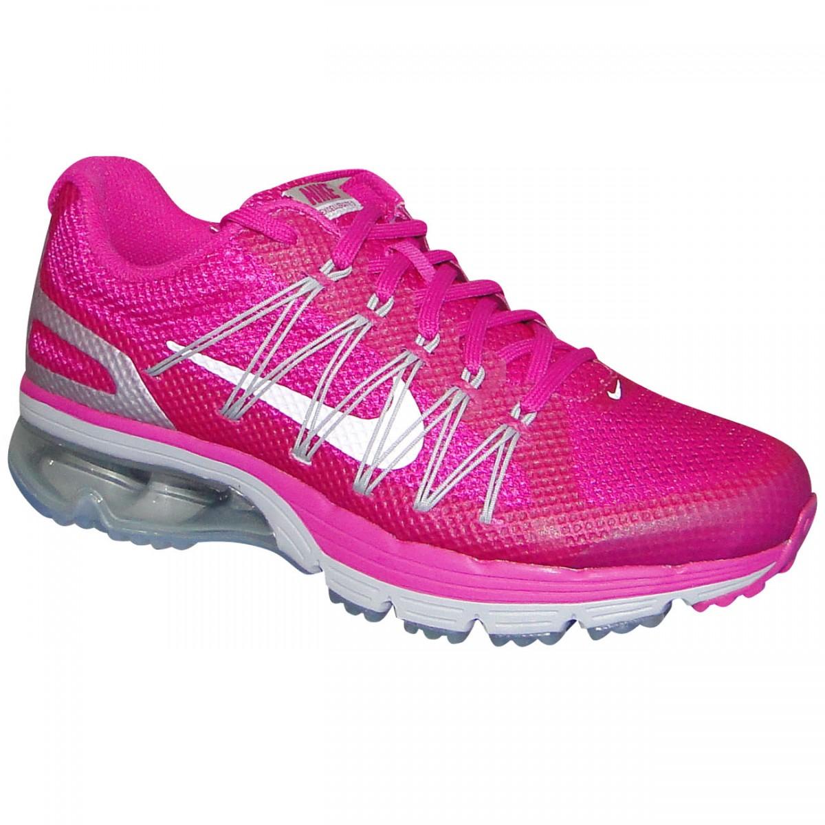 da0cf7f8e6 Tenis Nike Air Max Excellerate 3 703073-500 - Lilas Cinza - Chuteira ...