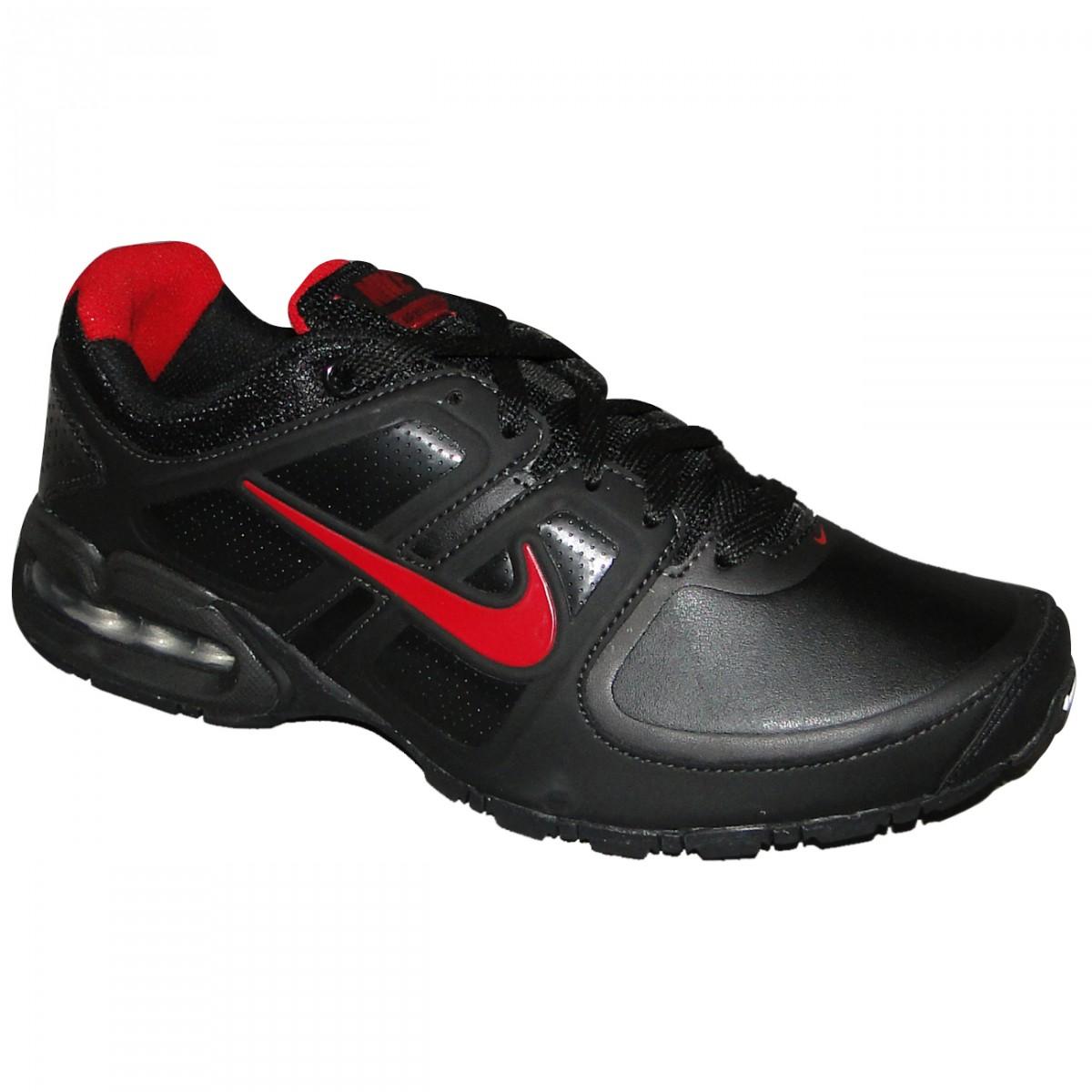 329c0ab57d9 Tênis Nike Air Max Lte Ii Sl 512765-004 - PRETO VERMELHO - Chuteira Nike