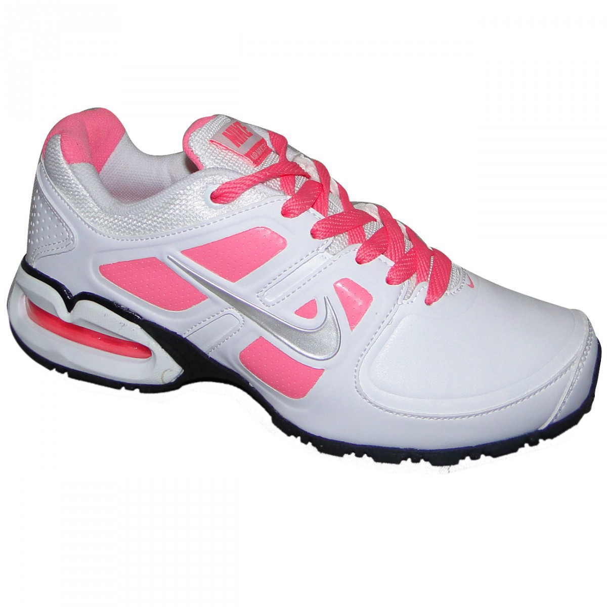 8665506ca0f Tênis Nike Air Max Lte Ii Sl 512763 105 - Branco Rosa - Chuteira Nike
