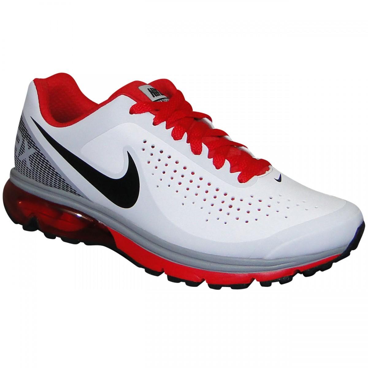 951ddbee295 Tenis Nike Air Max Supreme 2 633024-100 - Branco Preto Vermelho ...