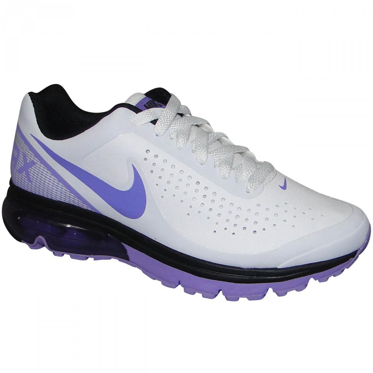 57092969378 Tenis Nike Air Max Supreme 2 633061 100 - Branco Lilas - Chuteira ...
