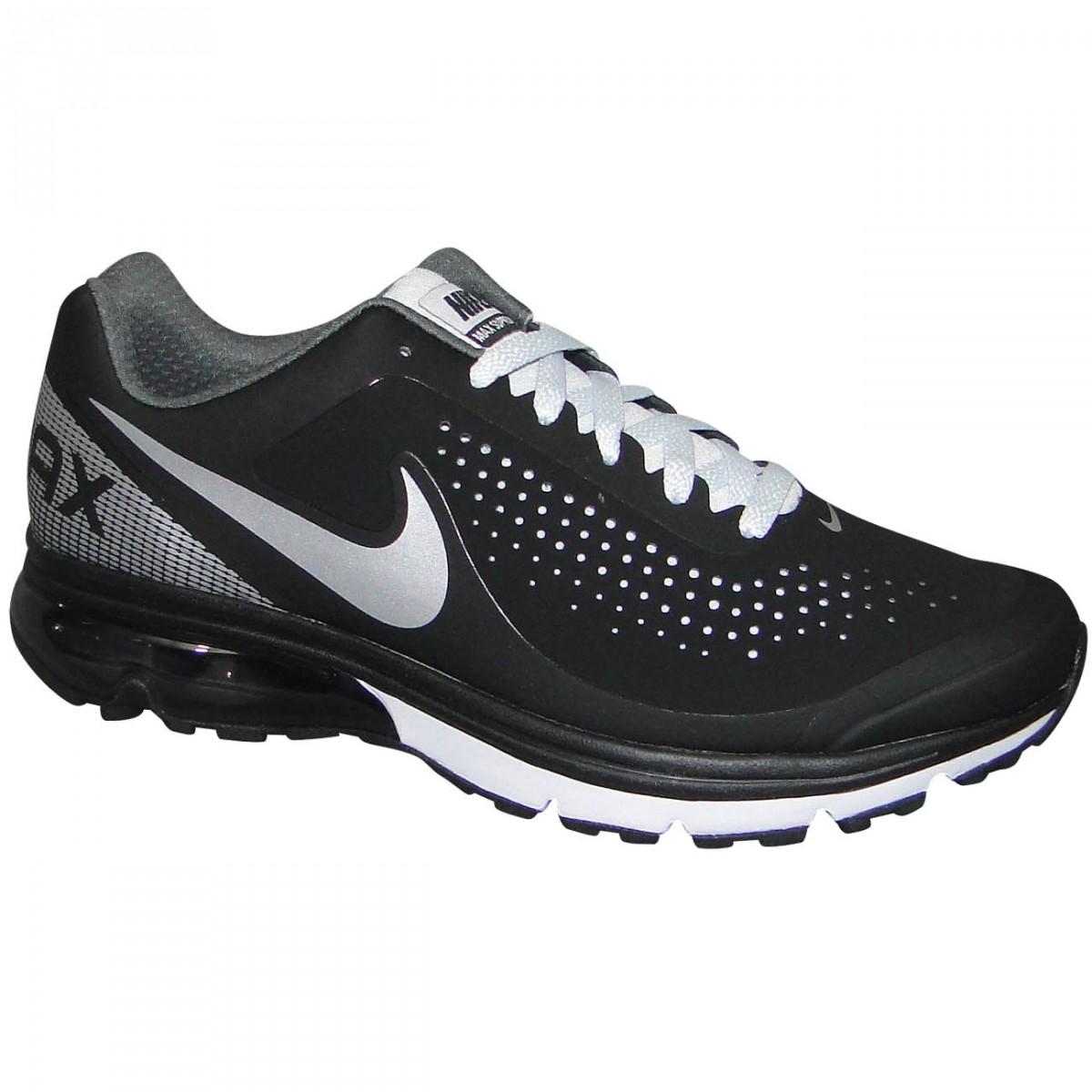 ded86b9f03480 Tenis Nike Air Max Supreme 2 633024 010 - Preto/Prata - Chuteira ...