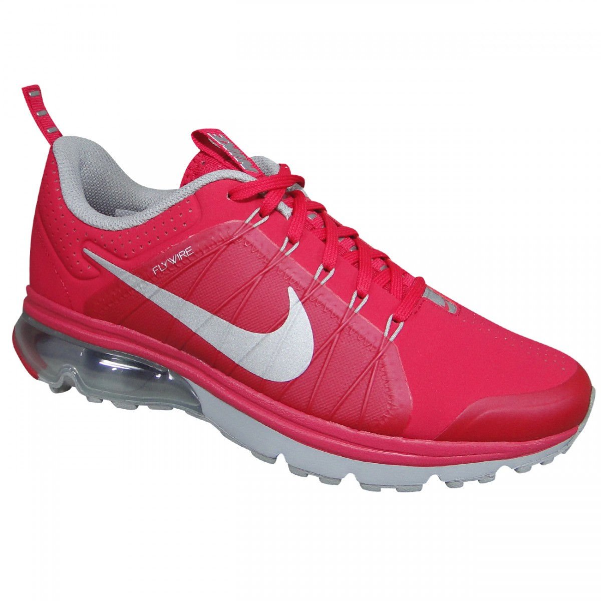 cad1a9da7e Tenis Nike Air Max Supreme 4 806868 601 - Rosa Cereja Cinza - Chuteira Nike